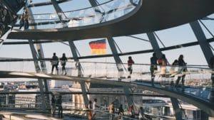 Berliner Reichstagskuppel